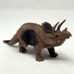 Triceratops dinosaur 🦖 kids toy hard plastic
